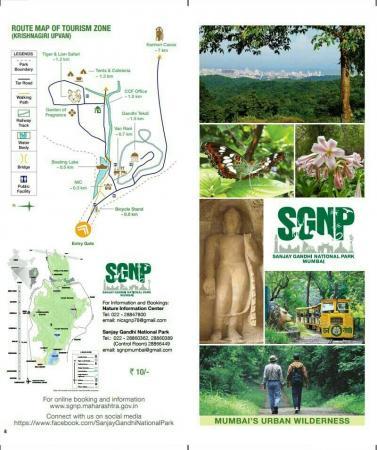 Publications of SGNP - pamphlet