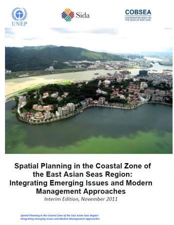 Spatial Planning Report (© COBSEA)