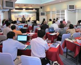 Workshop in Thailand (COBSEA)