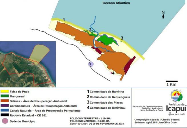 Fuente: Prefectura Icapuí