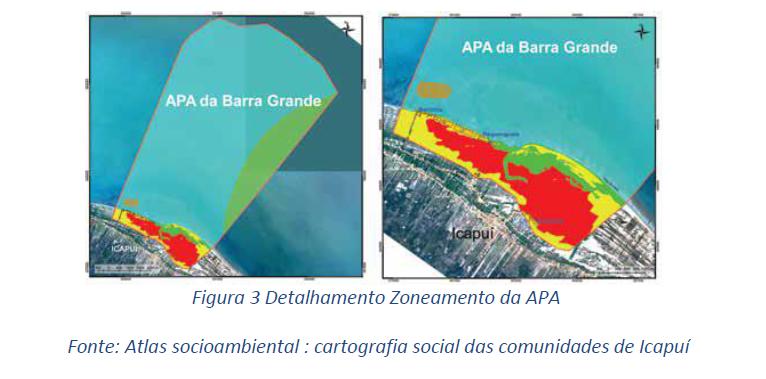 Fuente: Atlas socioambiental de las comunidades de Icapuí