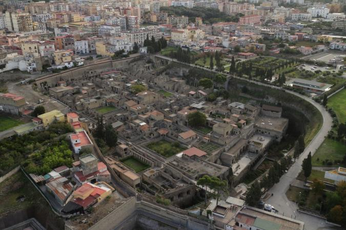 Herculaneum Conservation Project