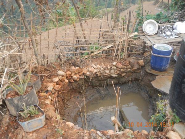 Kitchen wastewater use