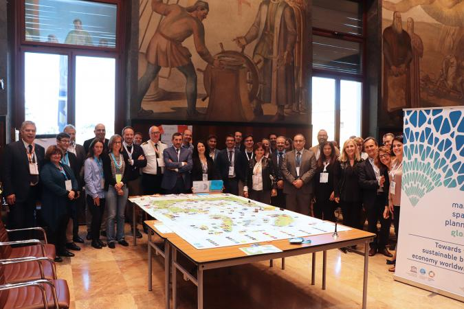 MSPglobal, IOC-UNESCO