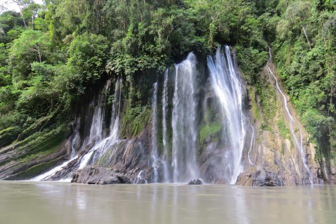 Santuario Nacional Megantoni SERNANP