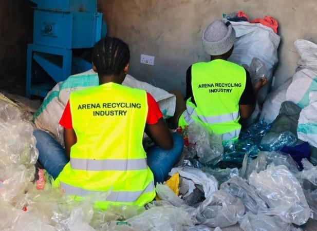 Arena Recycling Industry