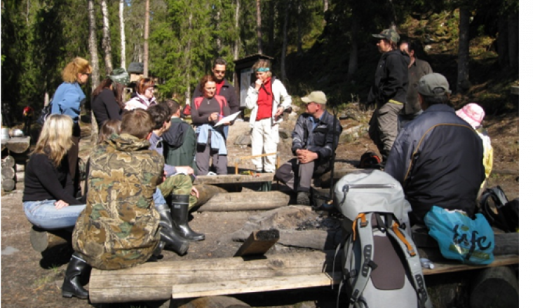 Sanna-Kaisa Juvonen / Metsähallitus Parks & Wildlife Finland