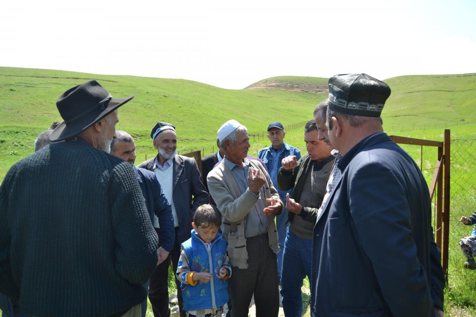 WHH Tajikistan