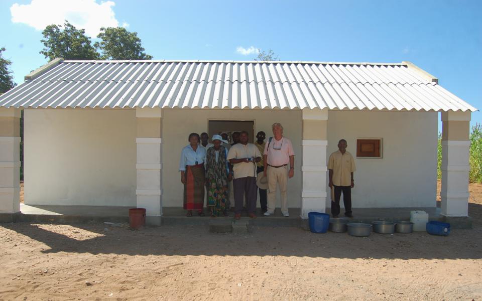 School at Vamizi