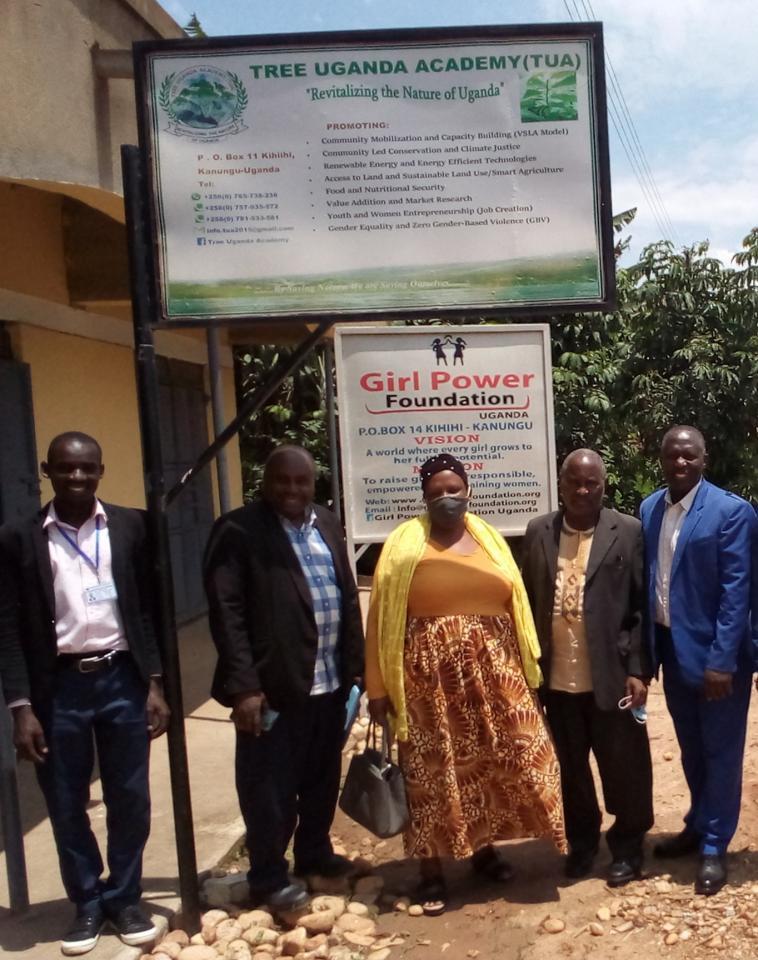 Tree Uganda Academy