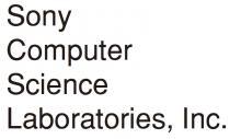 Sony Computer Science Laboratories, Inc.