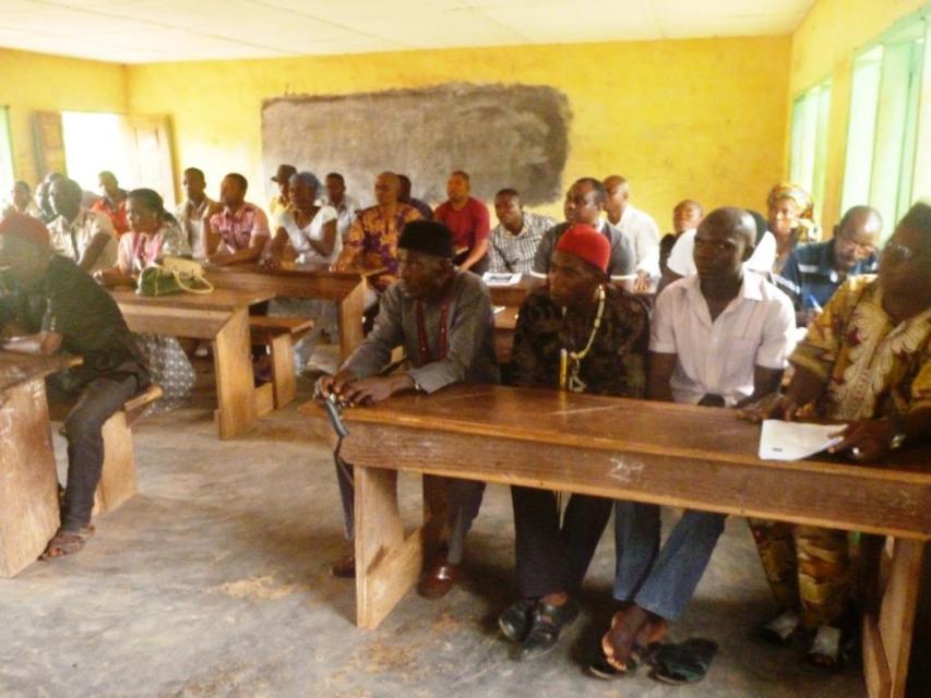 WCS Nigeria Program