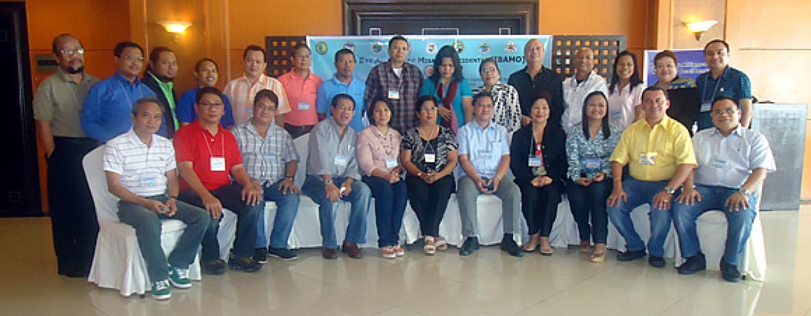 SERCA and WorldFish facilitate Workshop for the IBAMO (© IBAMO)