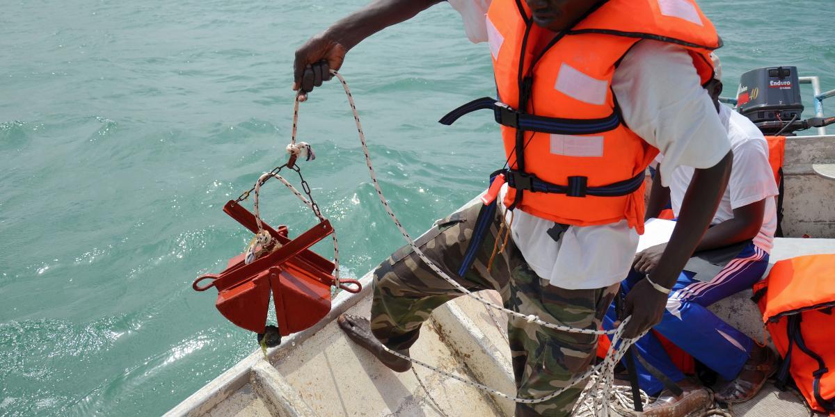 Cartographie participative d'herbiers marins pour la conservation de la biodiversité et pour une pêche durable