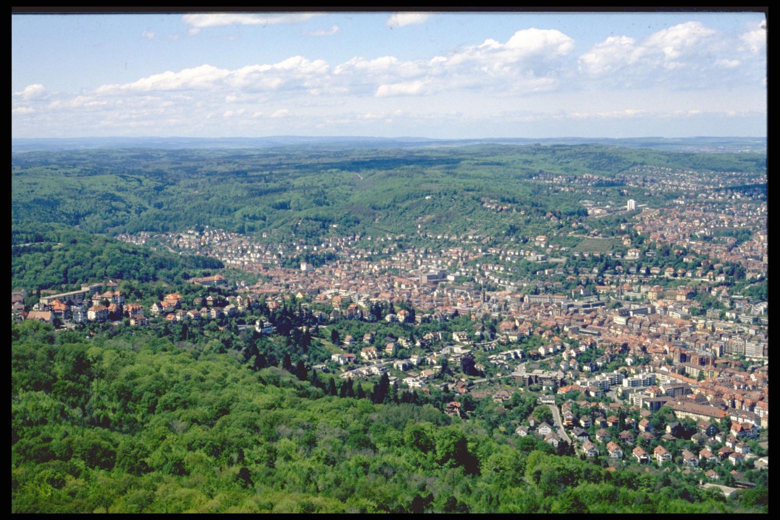 Green Stuttgart
