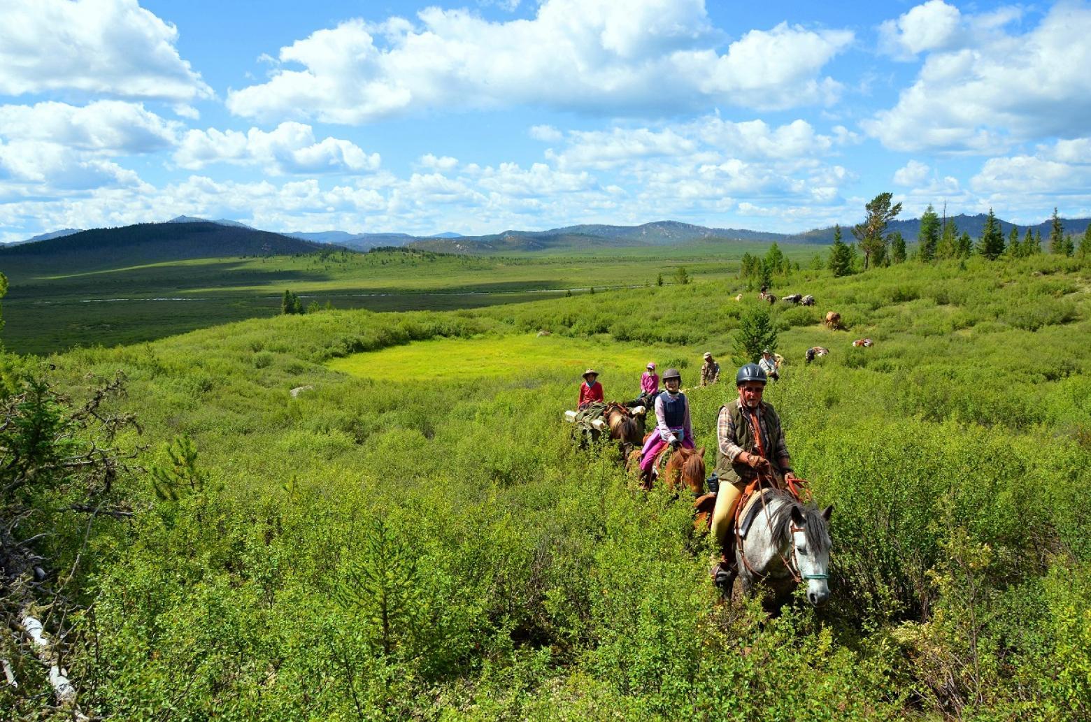 Wilderness Conservation Holiday Adventure