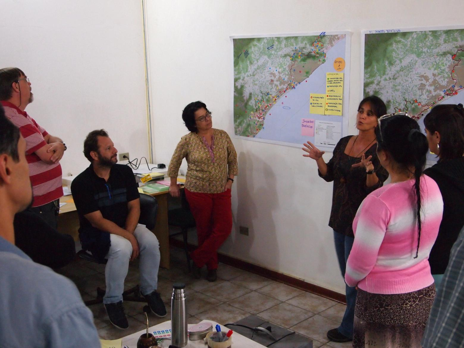 Mata Atlântica Project, GIZ Brazil